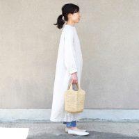 暮らしの日用品、松野屋のかごバッグ