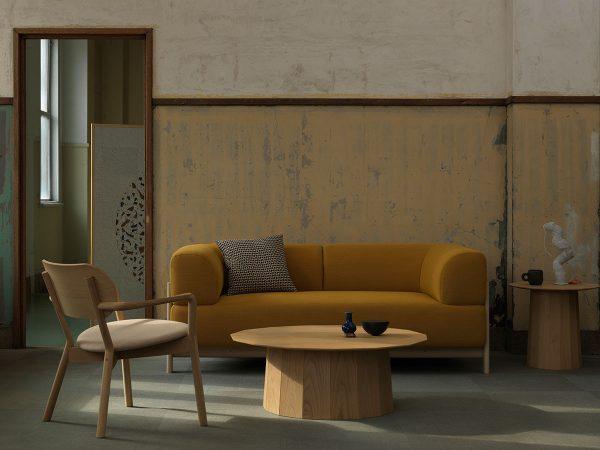 座り心地がよいミニマリストにおすすめのソファ
