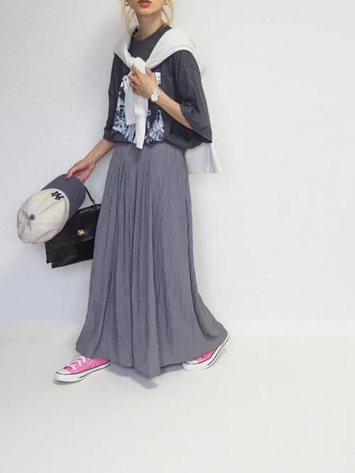 [Classical Elf] ふわり、揺れる。一目置かれる魅惑のプリーツスカート