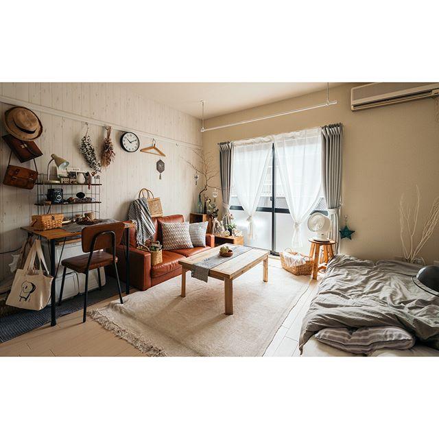 バランスの良い家具配置