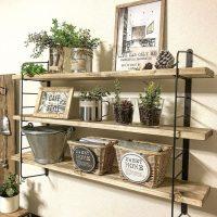 DIY初心者さんも作れる「シェルフ」簡単アイデアで自分だけの収納棚を作りませんか