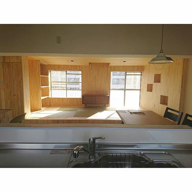人気の木材の素材が活躍するモダンな和室
