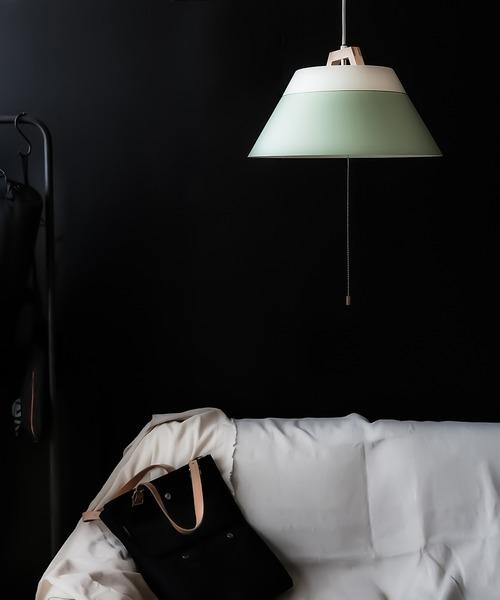 [BRID] ブリッド 照明 2トーン ペンダントライト / BRID LAMP 2TONE 3BULB PENDANT LIGHT