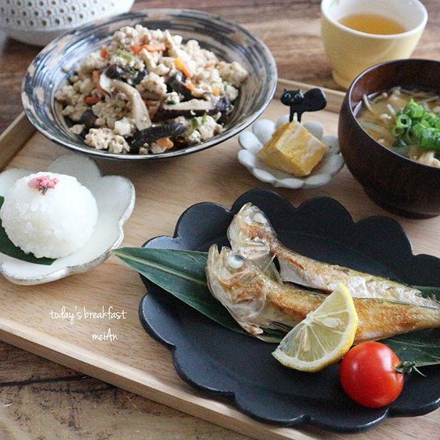 簡単便利!和食メニューに煎り豆腐