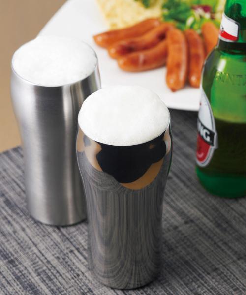 [GEORGE'S] 飲みごろビールタンブラー420マット