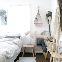 おしゃれな寝室にする3個の方法。レイアウトを変えるだけで仕上がる実例集