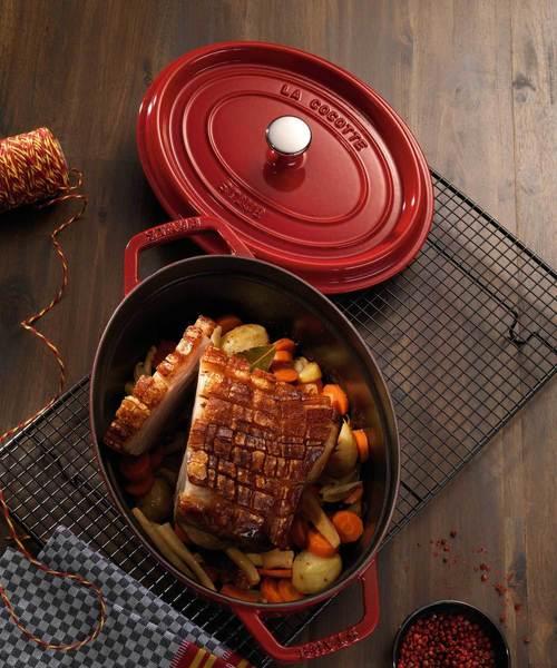 人気ブランドのおしゃれなオーバル鍋
