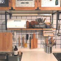 1Kの狭いキッチン、レイアウトはどうする?みんなの上手な収納アイデアをご提案