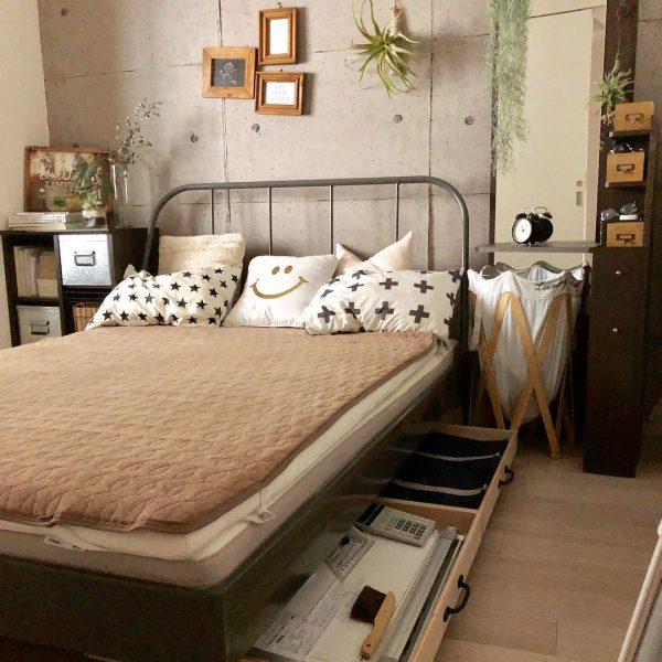 グリーンを飾る寝室の風水術