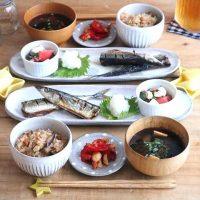 【献立】ひじきご飯に合うおかずや味噌汁レシピ。野菜も摂れる人気メニュー
