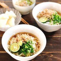 暑い日に食べたい冷たいさっぱり料理まとめ!定番の麺類やおつまみもご紹介