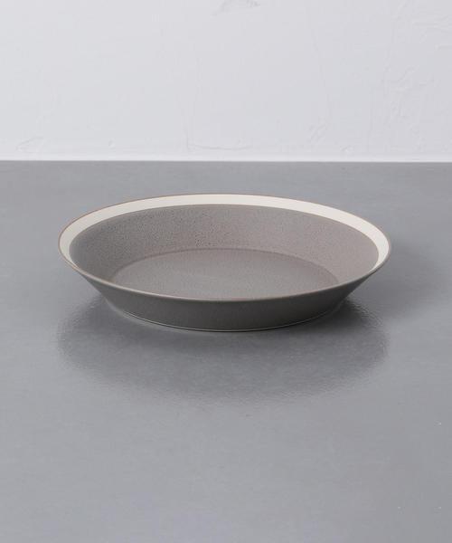 テーブル雑貨に合わせやすい人気のグレーの皿