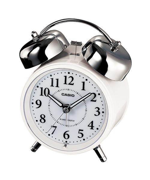 [CASIO] 電波時計 置時計 / TQ-720J-7JF