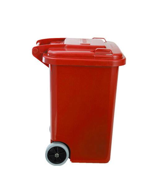 [DULTON] PLASTIC TRASH CAN 45L