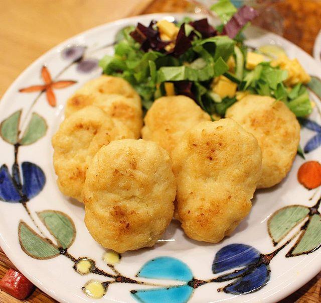 人気メニュー!豆腐入りチーズナゲット