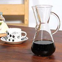 《ケメックス》コーヒー好きの憧れの商品。昔から愛される魅力あふれる人気メーカー