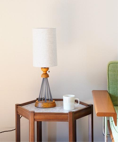 [JOURNAL STANDARD] BETHEL TABLE LAMP S ベゼルテーブルランプ