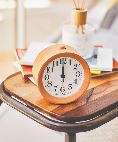 [collex] 【LEMNOS ( レムノス )】RIKI ALARM CLOCK アラーム時計