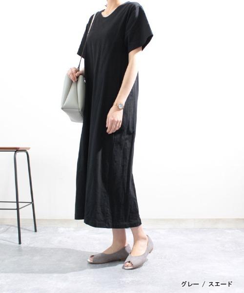 [Xti Shoes] 究極のオープントゥパンプス