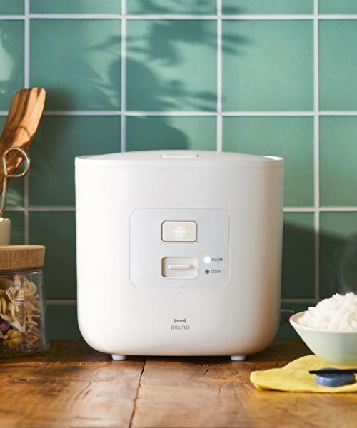 デザイン性の優れた北欧風キッチン家電