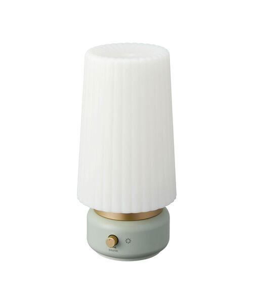 [IDEA SEVENTH SENSE] 超音波アロマ加湿器LAMP MIST