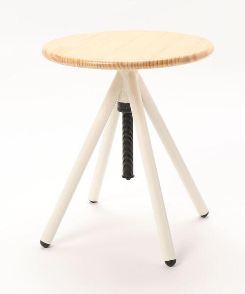 [GEORGE'S] MASH ラウンドサイドテーブル