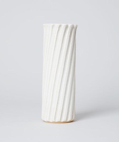 [TODAY'S SPECIAL] ベース 白糸 筒 白 / 丸伊製陶