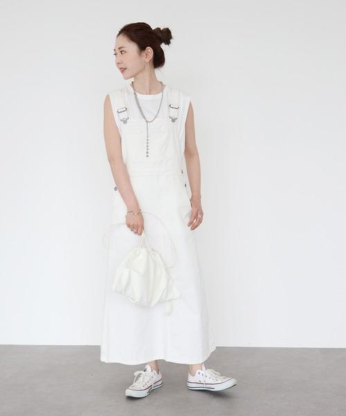 ジャンパースカート *●