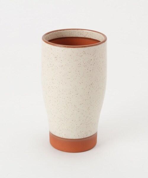 [WORLD ONLINE STORE SELECT] 泡立麦酒タンブラー 300ml (白釉)
