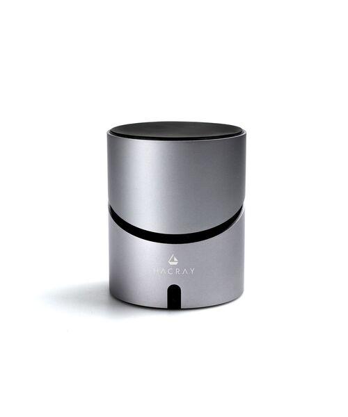 [IDEA SEVENTH SENSE] HACRAY TWIST 360度スピーカー搭載 ワイヤレス充電器