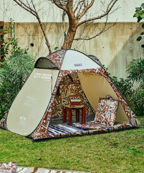 ベランピングでもキャンプでも使える本格派テント
