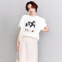 夏の白タイトスカートコーデ18選。好印象を与える着こなしスタイルをご紹介