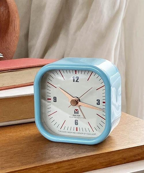 [DULTON] SQUARE ALARM CLOCK