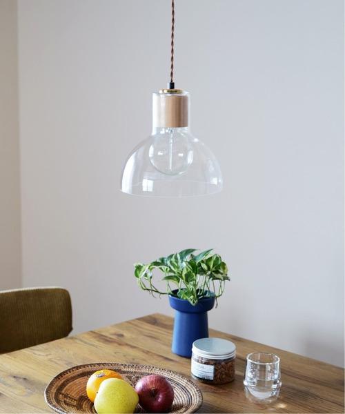 [JOURNAL STANDARD] SOPHIA PENDANT LAMP DOME ソフィアペンダントランプ
