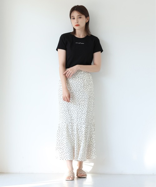 [one after another NICE CLAUP] 【ZOZOTOWN限定】プチプラマーメイドスカート