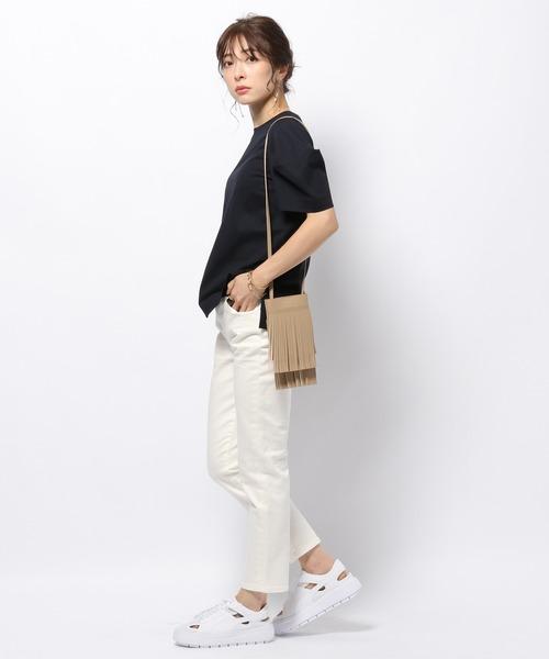 白スニーカーの夏コーデ《パンツ》3