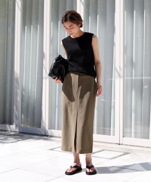 [Deuxieme Classe] ・【CINOH/チノ 】 SLIT スカート