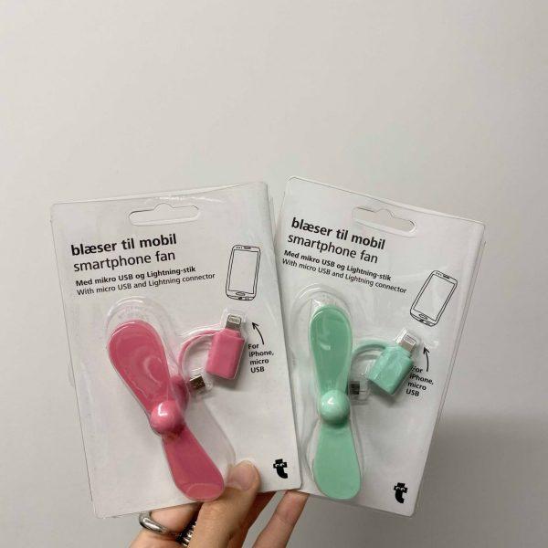 3 ファン(USB&iPhone) ¥330(税込)4