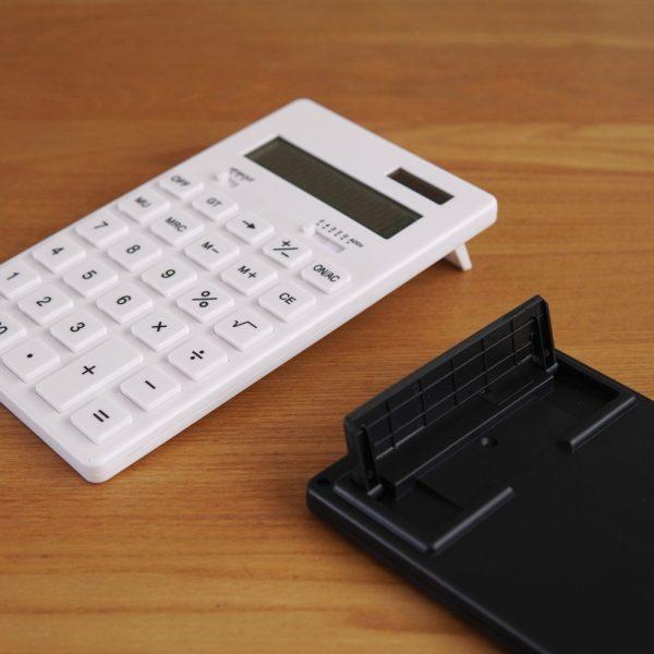 モノトーン12桁電卓2