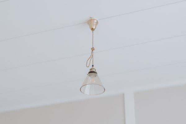 お部屋のアクセントに使える照明