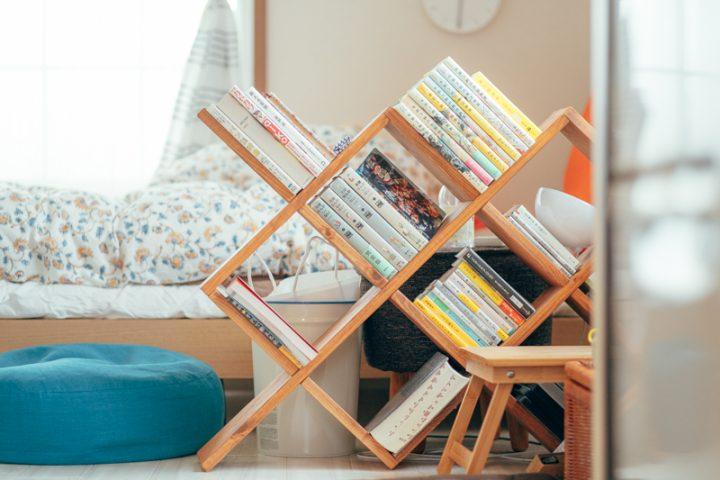 オーダー家具で作る収納なしワンルームレイアウト