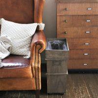 【連載】100均木材で作る!古家具風ごみ袋が見えないダストボックス