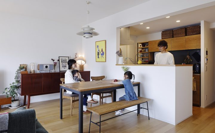カフェ的サードプレイスと一棟コミュニティ