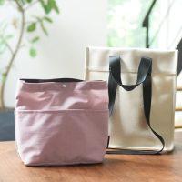 夏の新色「ライラック」登場!ボンモマンのバッグインバッグ愛用スタッフの使い方