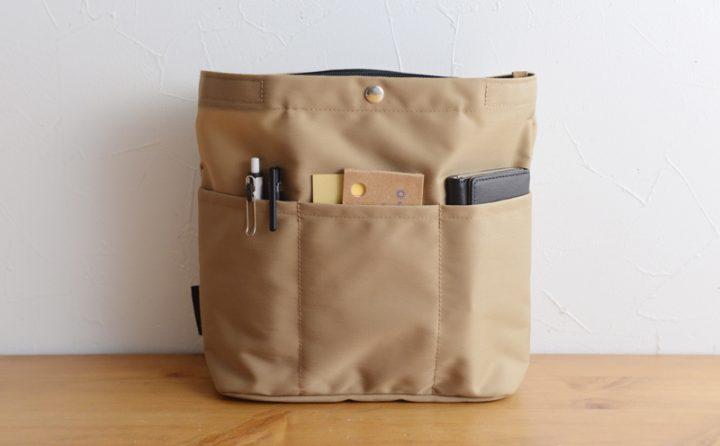 ボンモマンのバッグインバッグ