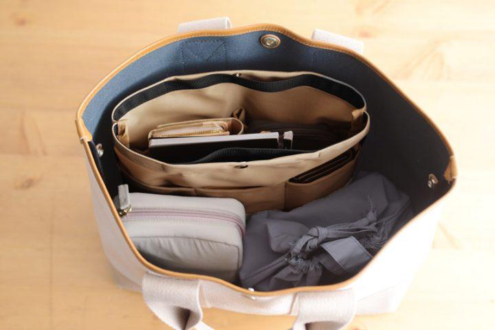 ボンモマンのバッグインバッグ2
