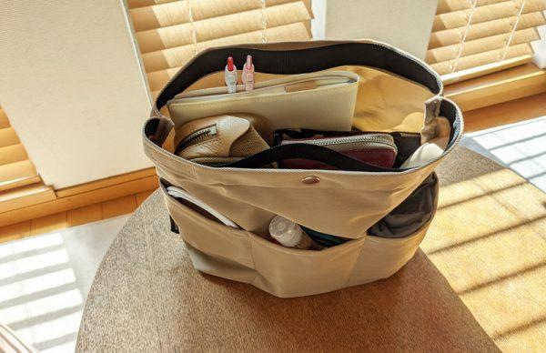 ボンモマンのバッグインバッグ7