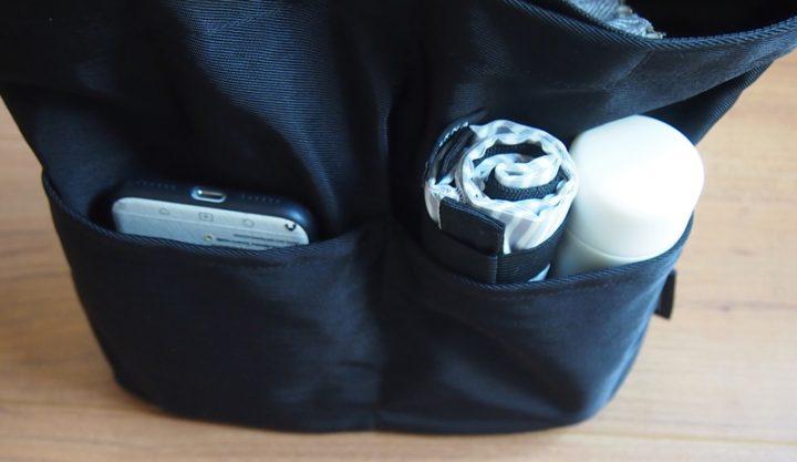 ボンモマンのバッグインバッグ10