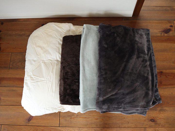 毛布の収納6