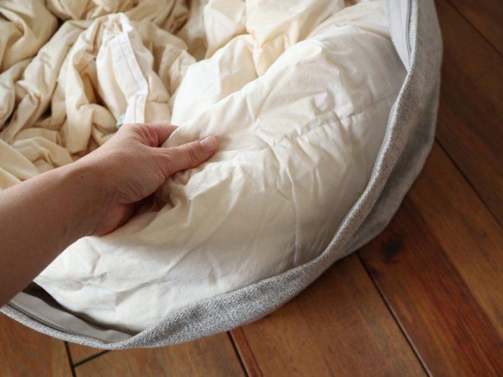 毛布の収納7